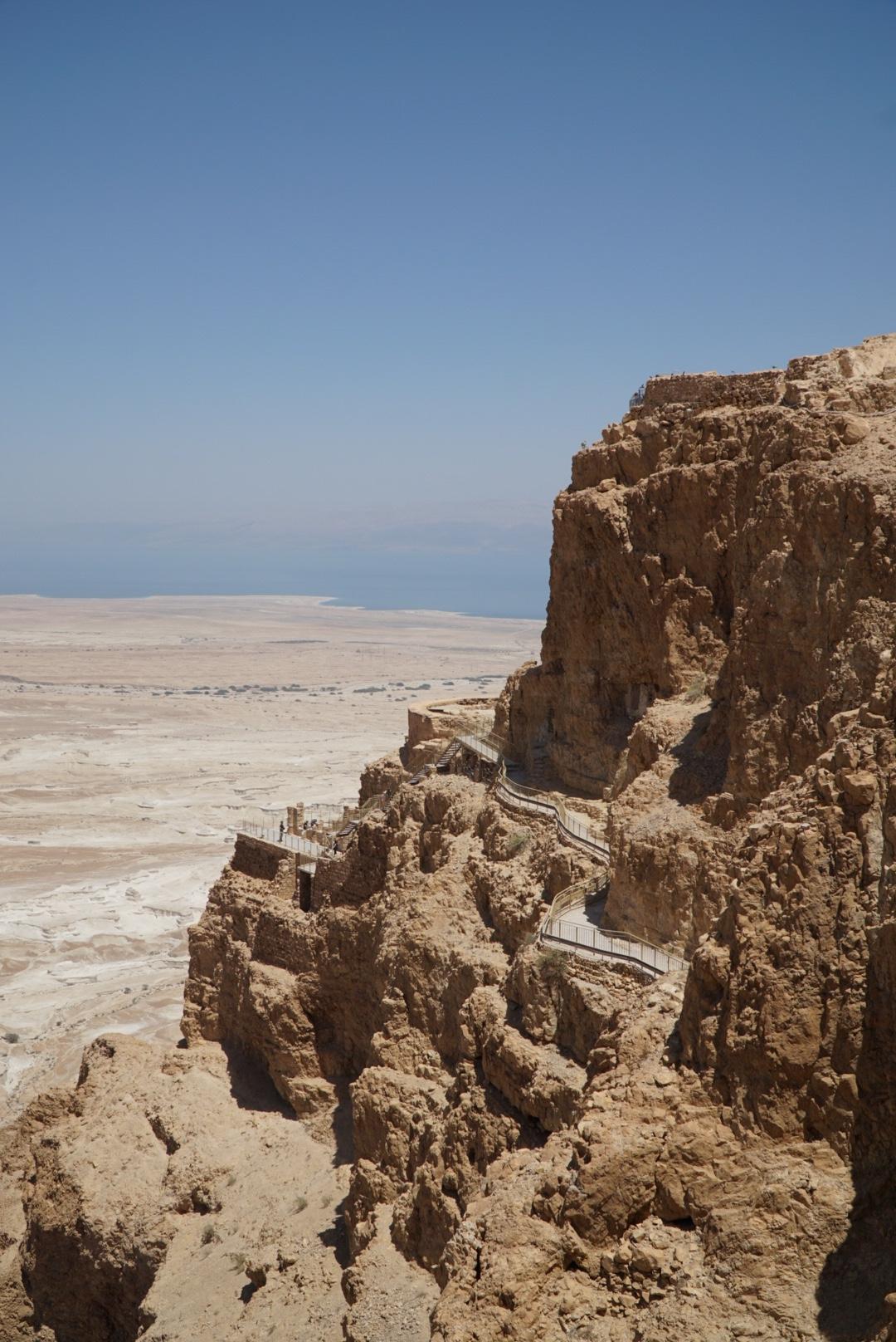 Masada - King Herod's Palace